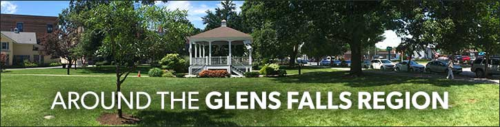 Around The Glens Falls Region Banner