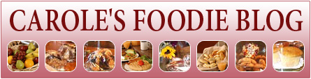 Glens Falls Foodie Blog – Recipes Plus Cooking & Baking Tips From Local Expert Carole Newell