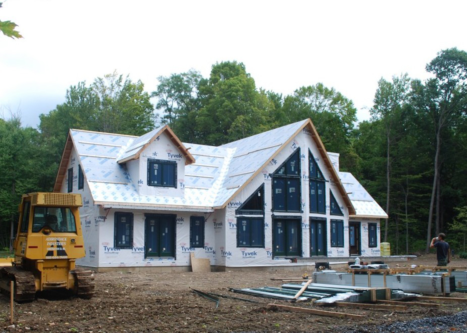 Energy Efficient Environmentally Friendly Panelized Homes Offer