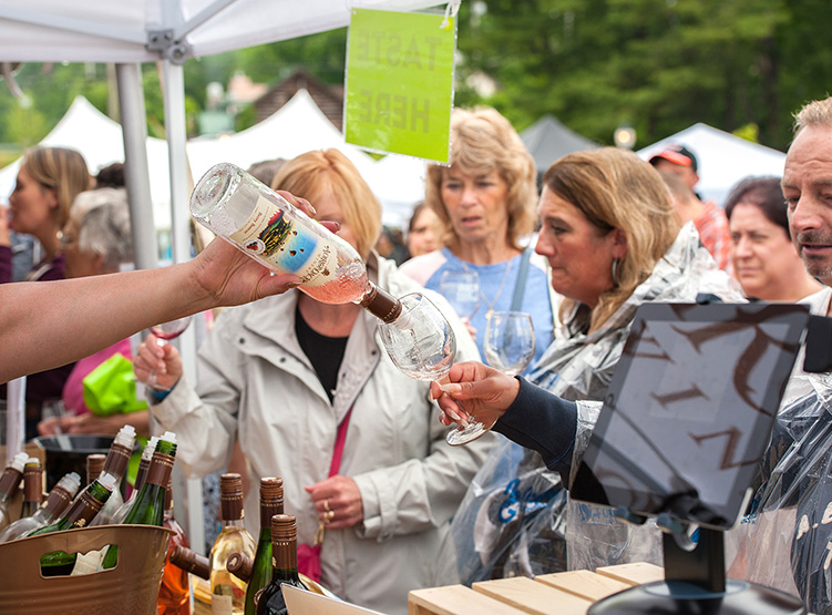 Organizers Wine Food Festival Sold Record Number Of Tickets Had