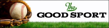 The Good Sport By Mark Burritt