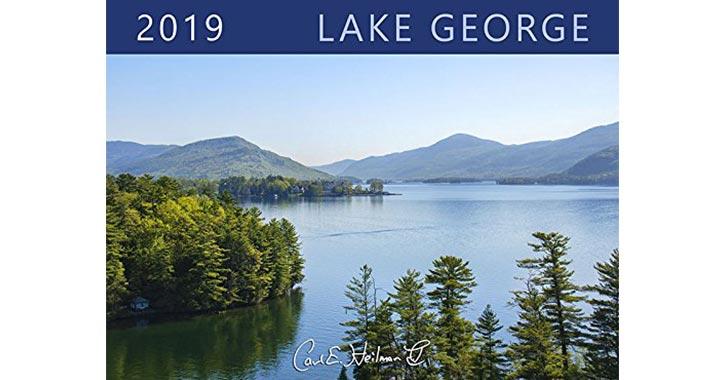 2019 lake george calendar