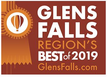 glens falls region's best 2019 logo