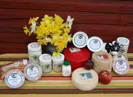 Argyle Cheese Farmer products