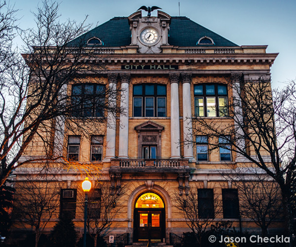 glens falls city hall