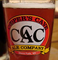 Cooper's Cave Ale Co Beer