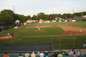Baseball at east field