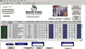 Spartan Fitness Software