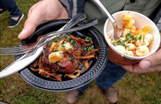 taste of the north country food