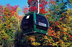 gore mountain fall gondola
