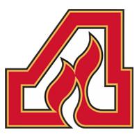 adirondack flames logo