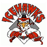 adirondack ice hawks logo