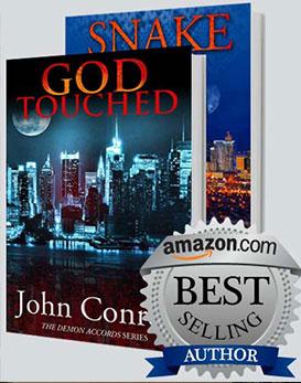 john conroe book covers