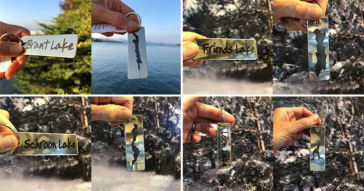 lake key tags