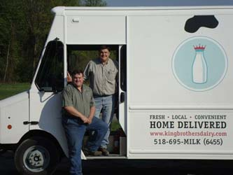 King Brothers Local Milk Delivery