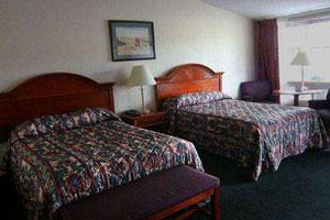 landmark inn two beds