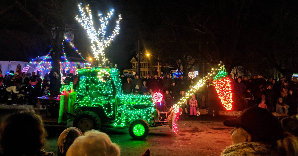 Christmas Parades Near Me 2019.2019 Annual Holiday Events In The Glens Falls Region
