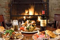 longfellows fireside table