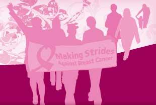Making Strides Against Cancer 2010