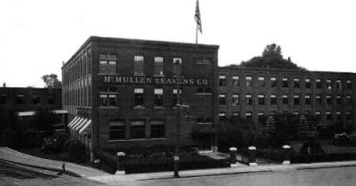 McMullen building