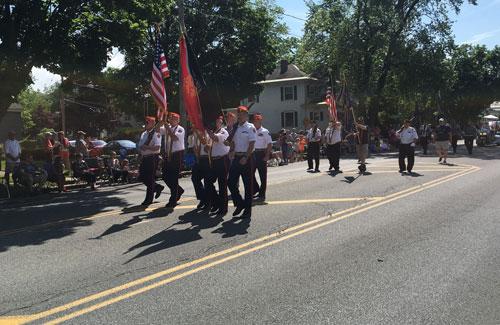 memorial day parade in glens falls