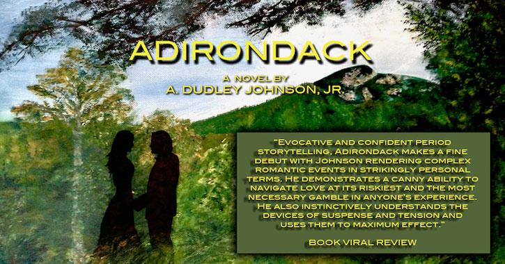 adirondack novel