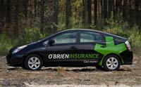 O'Brien Insurance Car