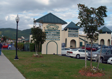 Lake George Outlets