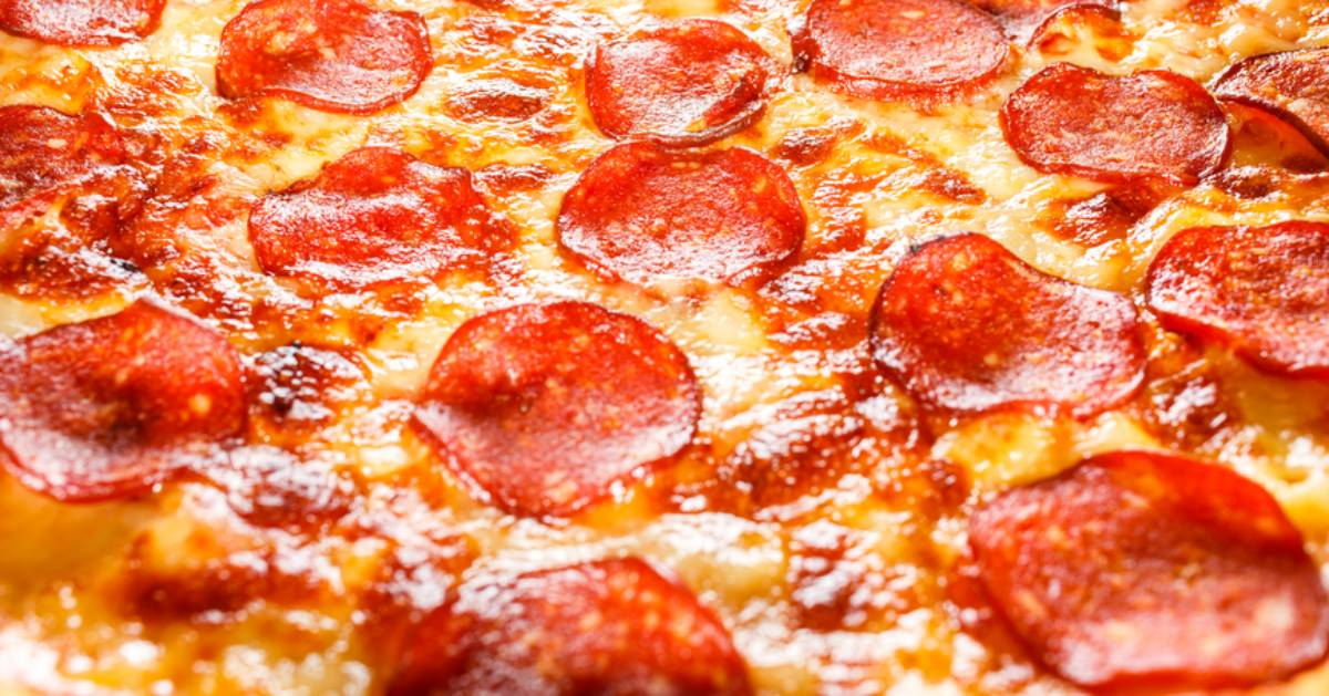 close up photo of pizza