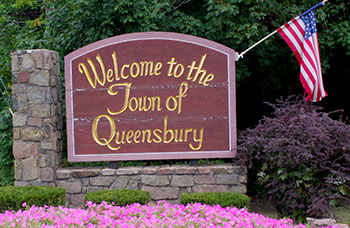 Sign in Queensbury, NY