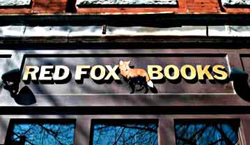 Red Fox Books Store In Glens Falls, NY