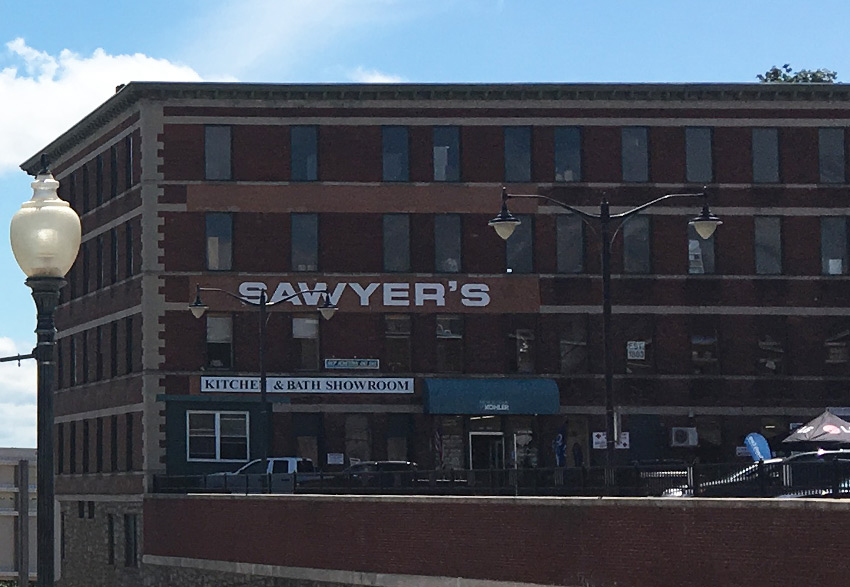 griffing sawyer building