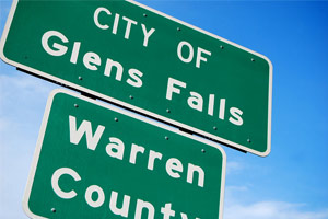 glens falls sign