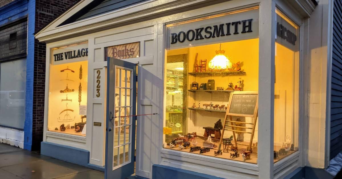 Village Booksmith bookstore