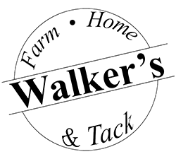 Walker's Farm, Home & Tack logo