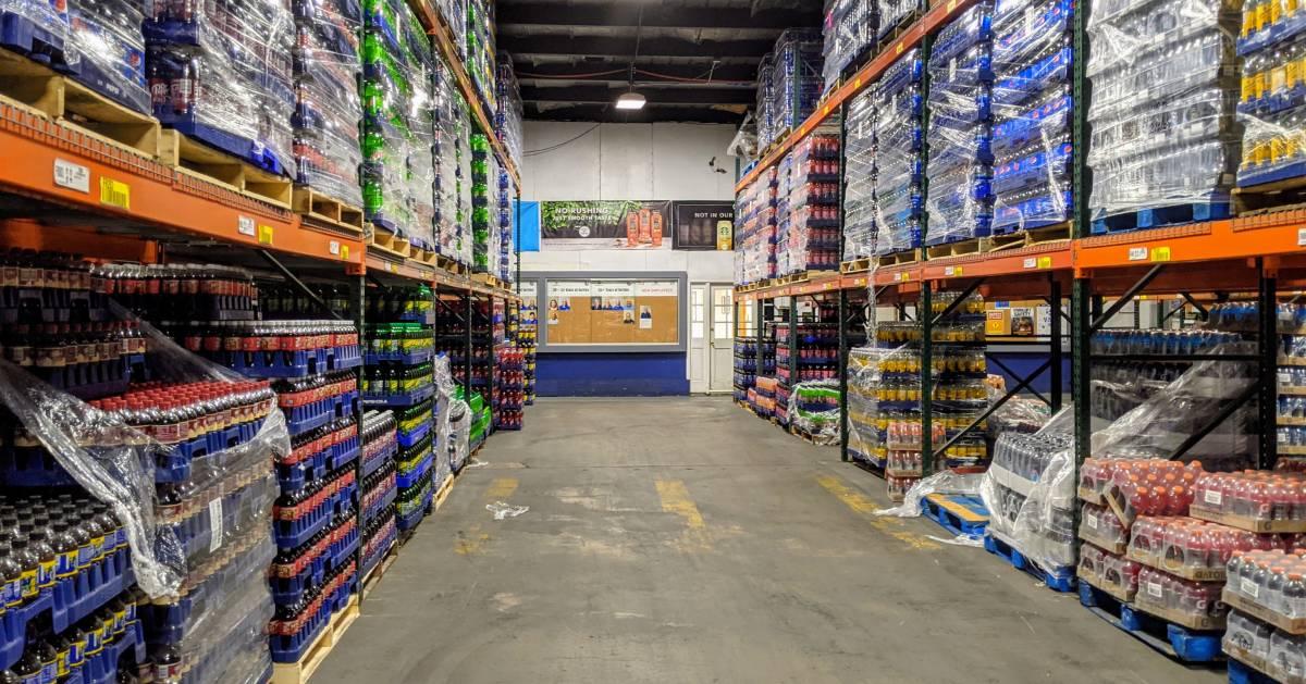 Fitzgerald Bros. warehouse