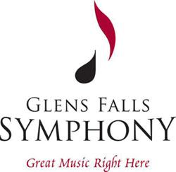 glens falls symphony orchestra logo