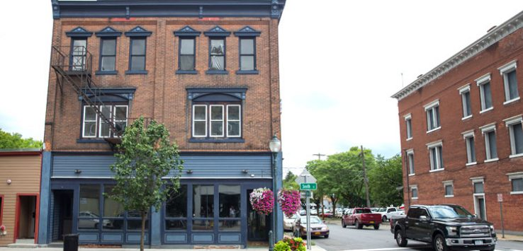 old building on south street