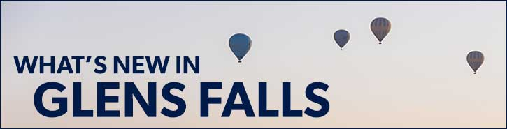 What's New In The Glens Falls Region Banner