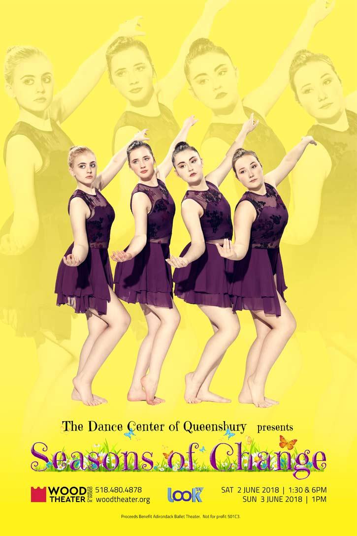 The Dance Center of Queensbury, Seasons of Change