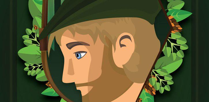 Robin Hood Banner
