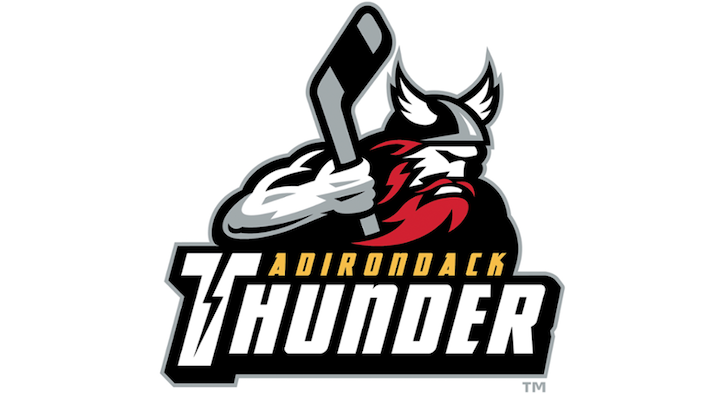 adirondack thunder logo