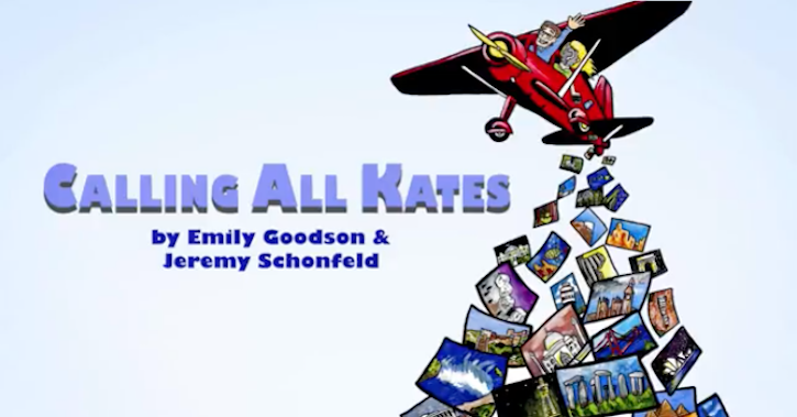 calling all kates poster