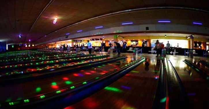 lights on for bowling