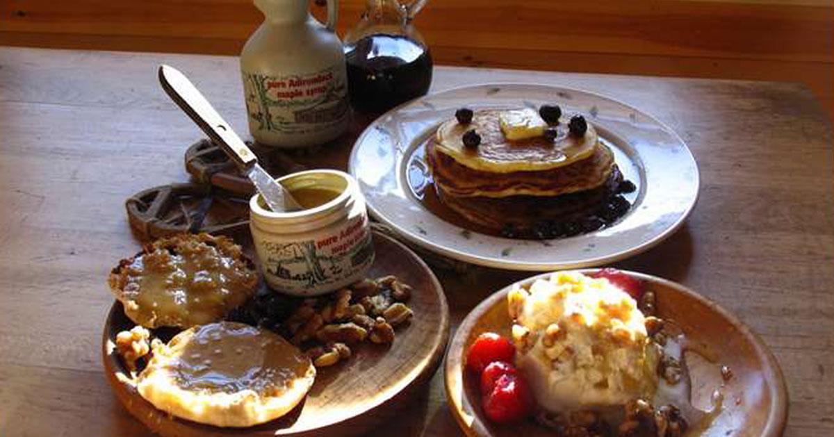 maple breakfast