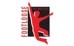 footloose the musical logo