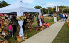 booths at west mountain fall festival