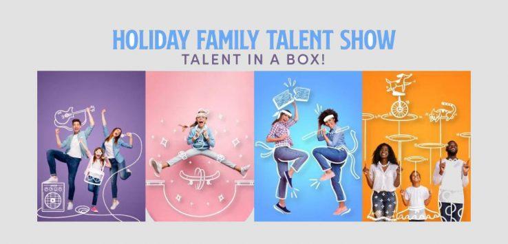 talent show ad