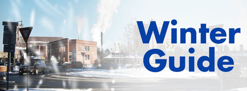 Glens Falls Region Winter Guide